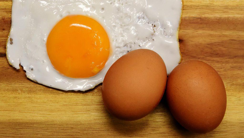 卵、プロテイン